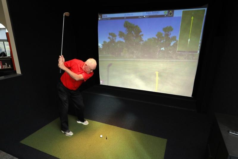Full Swing Golf Simulator